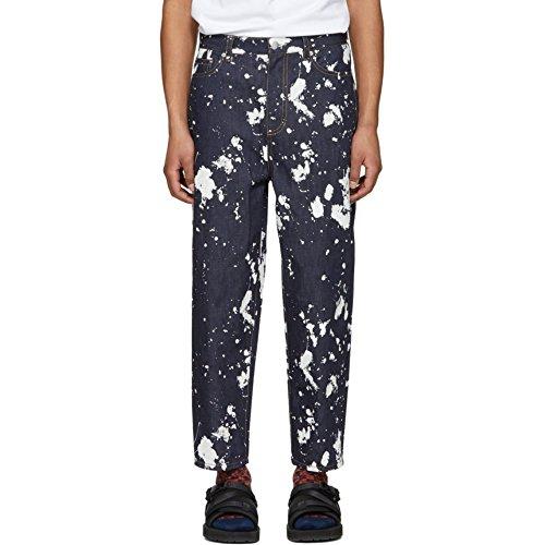 (スリーワン フィリップ リム) 3.1 Phillip Lim メンズ ボトムス・パンツ ジーンズ・デニム Indigo Paint Splatter Jeans [並行輸入品]