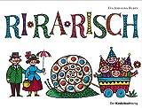 Ri-ra-risch: Vierfarbiges Pappbilderbuch 画像
