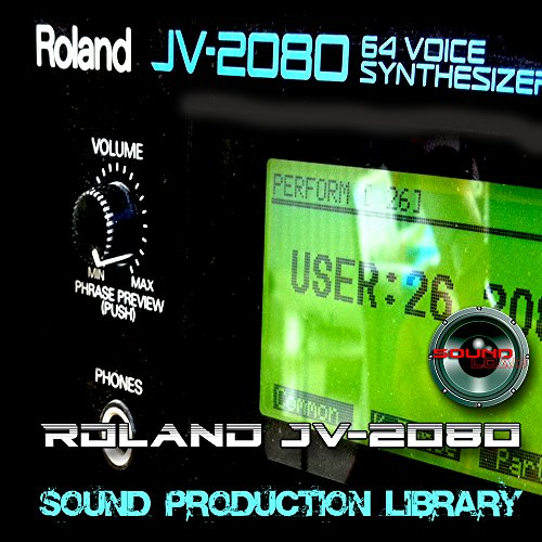 ROLAND JD-990 - THE very Best of - Original Sound Library in WAVEs