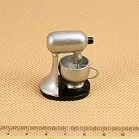 DishyKooker ドールハウス キッチンアクセサリー 模擬ブレンダー プレイ おもちゃ 1:12