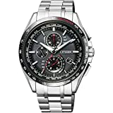 [シチズン]CITIZEN 腕時計 ATTESA アテッサ Eco-Drive エコ・ドライブ 電波時計 日中米欧電波受信 AT8144-51E メンズ