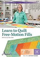 Learn to Quilt Free-motion Fills: With Instructor Marci Baker [DVD]