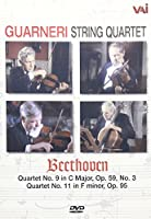 Guarneri Quartet Plays Beethoven [DVD]