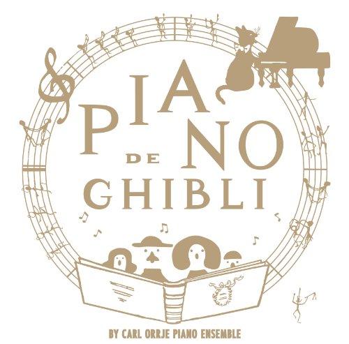 ピアノでジブリ STUDIO GHIBLI WORKS PI...