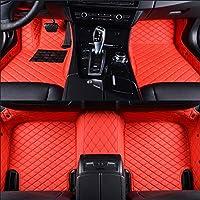 車のフロアマットジャガー XF XE XJL XJ6 XJ6L F-PACE F-TYPE ブランド事務所ソフトカーアクセサリーカースタイリングカスタムフロアマット赤