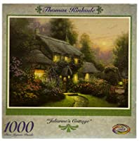 Thomas Kinkade 1000pc. Puzzle-Julianne's Cottage by Ceaco by Ceaco [並行輸入品]