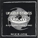 【ORCAS】 ウクレレ弦 Low-G単品 OS-30 LG (ソプラノ コンサート用)