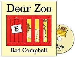 Dear Zoo (Book & CD)