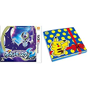 ポケットモンスター ムーン 【特典】ニンテンド...の関連商品3