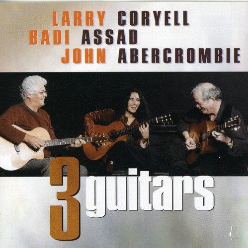Three Guitars (Hybr)