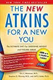 The New Atkins for a New You: The Ultimate Diet for Shedding Weight and Feeling Great (English Edition) 画像