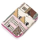 【B6-3】 EITO POP キャット柄 大容量 収納 カードケース 猫柄 【CARD-CAT】