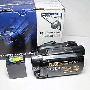 ソニー SONY デジタルHDビデオカメラレコーダー ハンディーカム XR520V 240GHDD HDR-XR520V/B