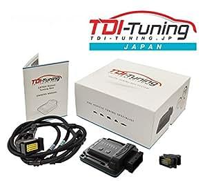 TDI Tuning CRTD4 Petrol Tuning Box ガソリン車用 TOYOTA C-HR 1.2 116PS