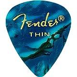 Fender フェンダー ピック PICKPACK OCEAN TURQ THIN
