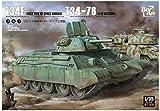 ボーダーモデル 1/35 ソビエト陸軍 中戦車 T34E/T34-76 (2in1キット) プラモデル BT009