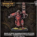 Privateer Press PIP33130 Khador: Man-O-War Bombardier Officer Miniature Game [並行輸入品]