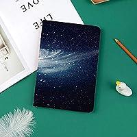 IPad Pro 11 ケース 2018新モデル対応 二つ折スタンド保護ケース iPad Pro 11インチ 専用カバー オートスリープ機能付き 手帳型 タブレットカバー渦巻銀河像空間と星天体宇宙拡張宇宙モダン