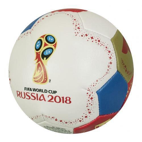 2018FIFAワールドカップ(W杯)ロシア大会 オフィシャル ミニクッションボール FI05280
