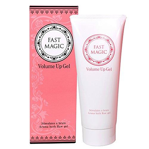 ファストマジックボリュームアップジェル FAST MAGIC Volume Up Gel (マッサージ方法別紙つき)