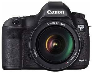 Canon デジタル一眼レフカメラ EOS 5D Mark III レンズキット EF24-105mm F4L IS USM付属 EOS5DMK3LK