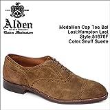 (オールデン)ALDEN メダリオン 51670F US7.5-25.5 (並行輸入品)