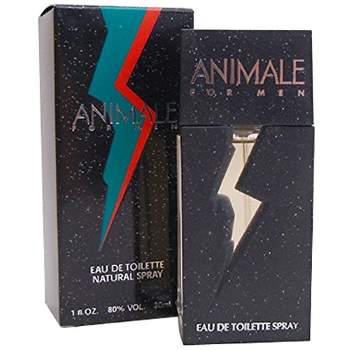 すなわち腰リフトパルロックス 香水 アニマル フォーメン EDT SP 30ml 【並行輸入品】