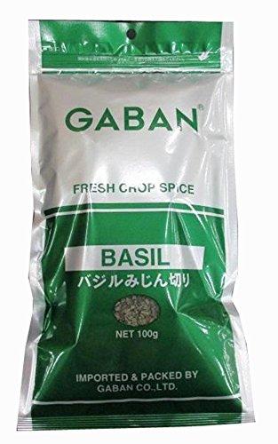 ギャバン ギャバン スペシャルバジル(みじん切り) 100g