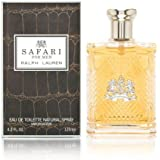 Ralph Lauren Safari Eau de Toilette for Men, 125ml
