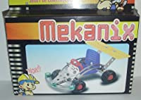 メタルConstruction Toy Car VehicleパズルMekanix