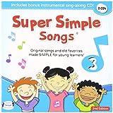 スーパー シンプル ソングス CD 3 【子ども英語】  Super Simple Songs...