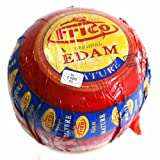 エダムチーズ (赤球) 約1.6Kg オランダ産ハード・セミハードチーズ マイルドでおだやかな味わい