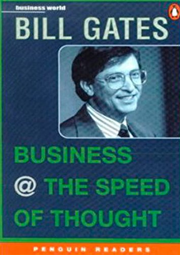 *BUSINESS @ SPEED OF THOUGHT       PGRN6 (Penguin Readers (Graded Readers))の詳細を見る
