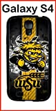 ウィチタShockers NCAA Wichita State Shockersケースfor Samsung Galaxy s4ケースシリコンケース
