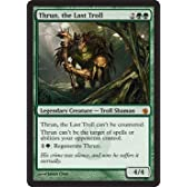 Magic: the Gathering - Thrun, the Last Troll - Mirrodin Besieged - Foil by Wizards of the Coast [並行輸入品]