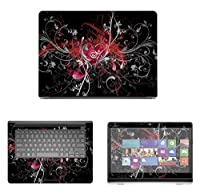 Decalrus - Protective Decal Skin skins Sticker for Dell Inspiron i5447 (14 Screen) case cover wrap DEinspironi5447-190
