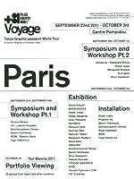 +81 voyage or Tokyo Graphic passport World Tour---At Center Pompidou in Paris and 3331 Tokyo