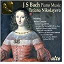Nikolayeva Tatiana: Plays Bach Piano Mu
