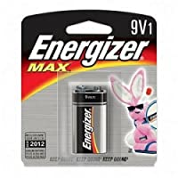Energizer Max 522bpアルカリGeneral Purpose Battery–595mAh–9V/522bpene/