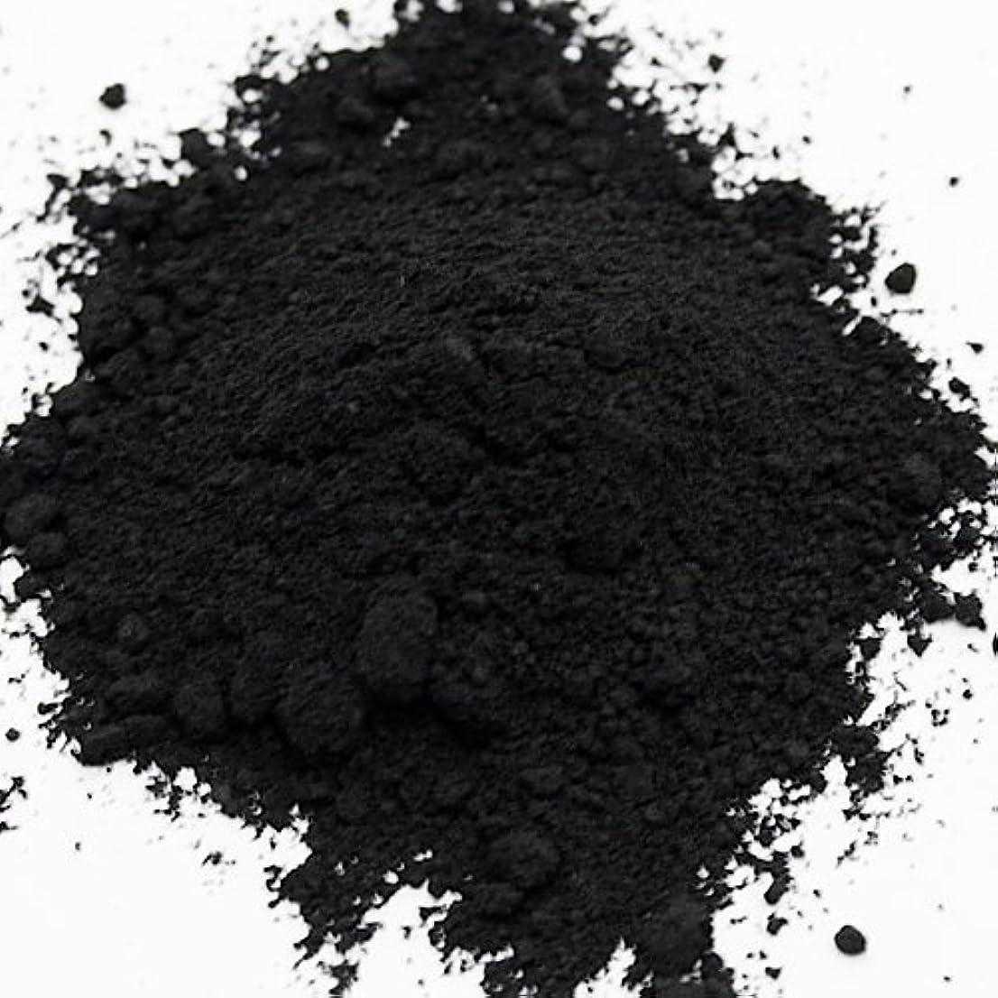 酸化鉄 ブラック 5g 【手作り石鹸/手作りコスメ/色付け/カラーラント/黒】