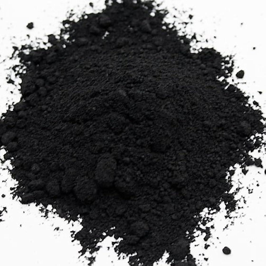 タイムリーなフィクションかなりの酸化鉄 ブラック 20g 【手作り石鹸/手作りコスメ/色付け/カラーラント/黒】