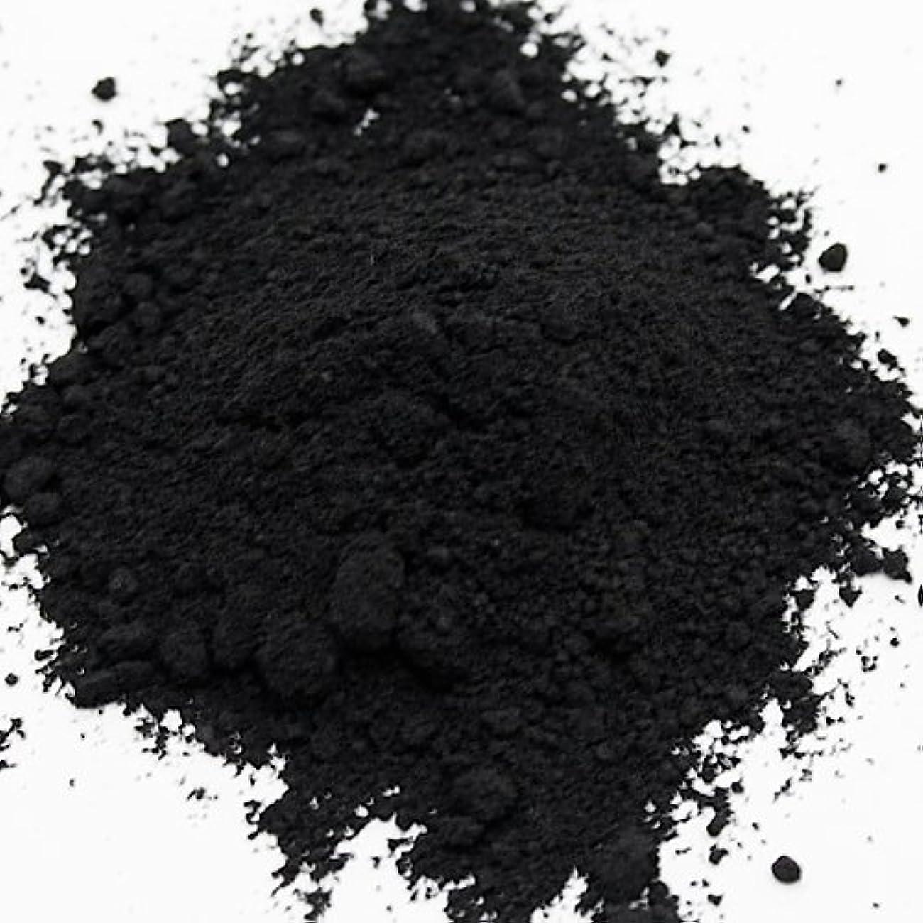 脇に包括的揺れる酸化鉄 ブラック 20g 【手作り石鹸/手作りコスメ/色付け/カラーラント/黒】