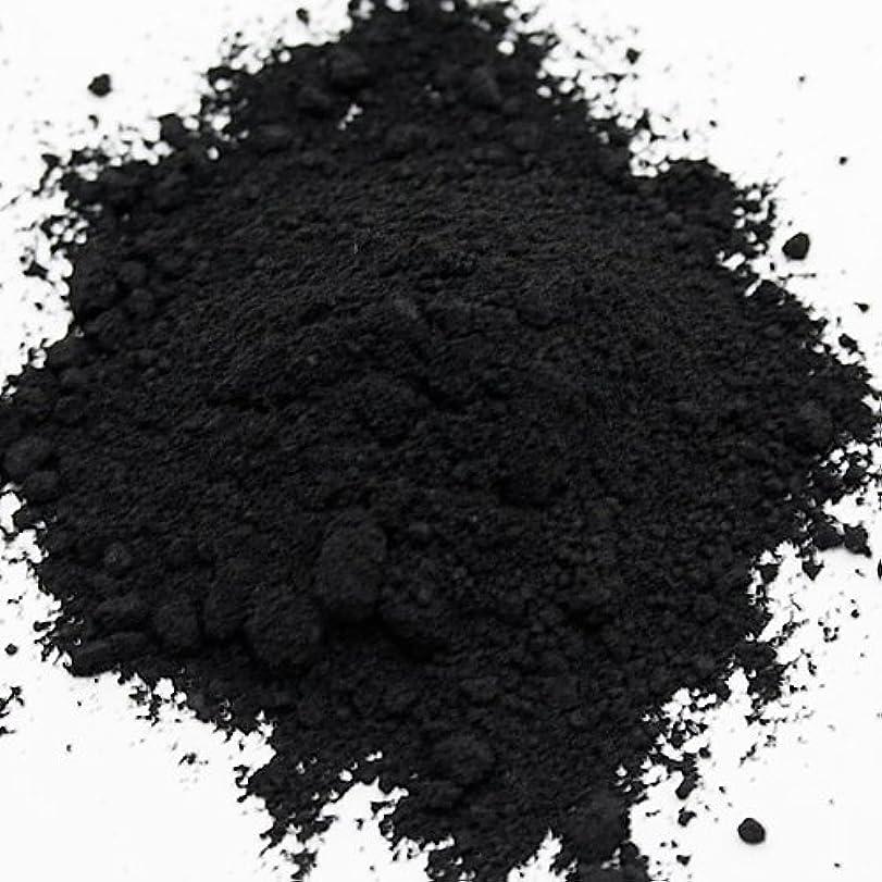 ダーベビルのテス殺します銅酸化鉄 ブラック 5g 【手作り石鹸/手作りコスメ/色付け/カラーラント/黒】