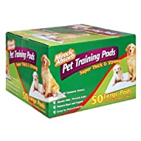 Miracle Absorb Pet Training Pad, Large, 50 Count by Miracle Absorb
