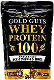 【Amazon.co.jp限定】GOLD GUTS ゴールドガッツホエイプロテイン100 チョコレート味 1000g