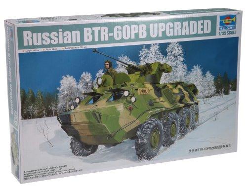 """1/35 ソビエト軍 BTR-60PB 装甲兵員輸送車 """"アップグレード"""""""