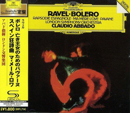 ラヴェル:ボレロ、スペイン狂詩曲、パヴァーヌ...