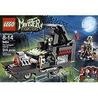 レゴ モンスターファイター バンパイアれいきゅう車 9464 並行輸入品 LEGO Monster fighters The Vampire Hearse