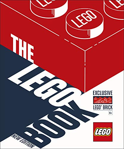 The LEGO Book New Edition: wit...