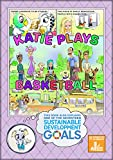RESPECTING PEOPLE WITH DISABILITIES: KATIE PLAYS BASKETBALL (Kids' Hapiness Action Series | Learning to be Ethical) (English Edition) 画像